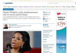 Oprah Guardian